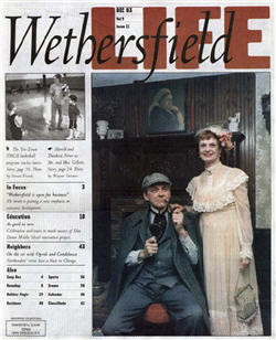 Wethersfield Life, December 2003